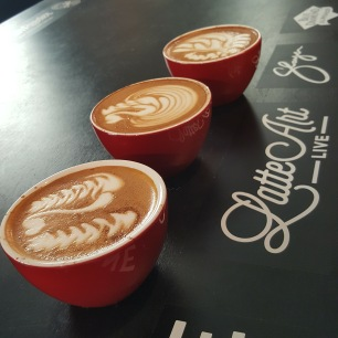 Latte Art Live LCF 2017
